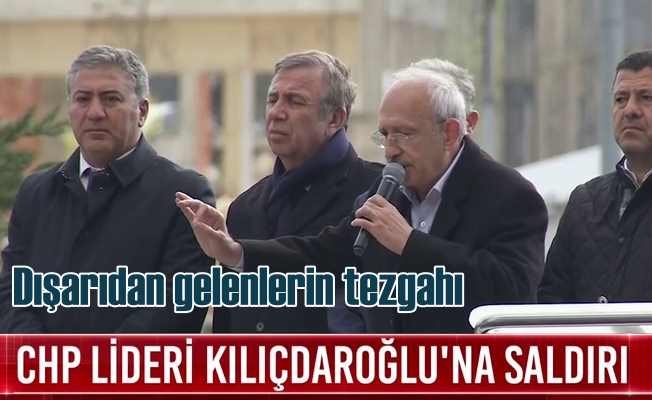 Saldırıya uğrayan Kılıçdaroğlu | Ben Mehmetçik babasıyım
