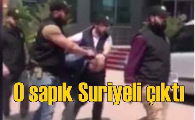 Sultangazi'de sapık alarmı, Suriyeli sapık Bursa'da yakalandı