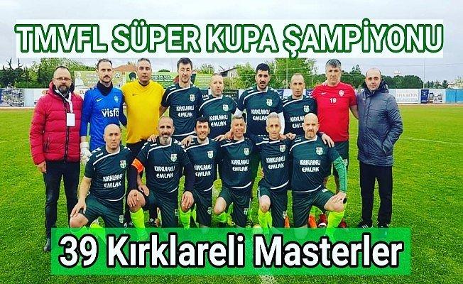 TMVFL Süper Kupası sahibine kavuştu