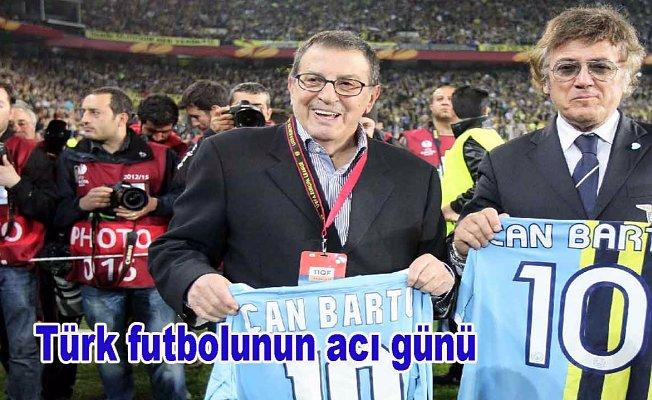 Türk futbolunun acı günü | Efsaneyi kaybettik