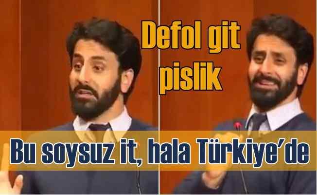 Türk düşmanı Yunan yazara kötü haber: Bogaziçili hayranları üzülecek