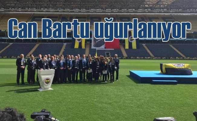 Türk futbol camiası Can Bartu'yu veda ediyor