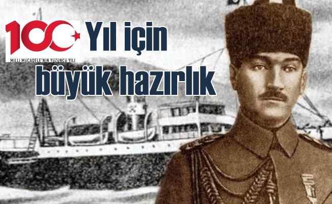 Türkiye 19 Mayıs 1919'un 100. yılına hazırlanıyor