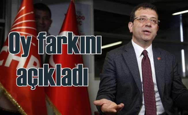 Yerel seçimlerde İstanbul'da oy farkı son durum