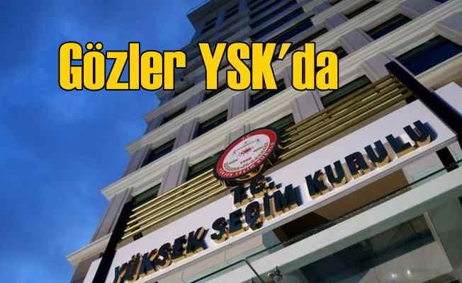 YSK İstanbul için yarın toplanıyor
