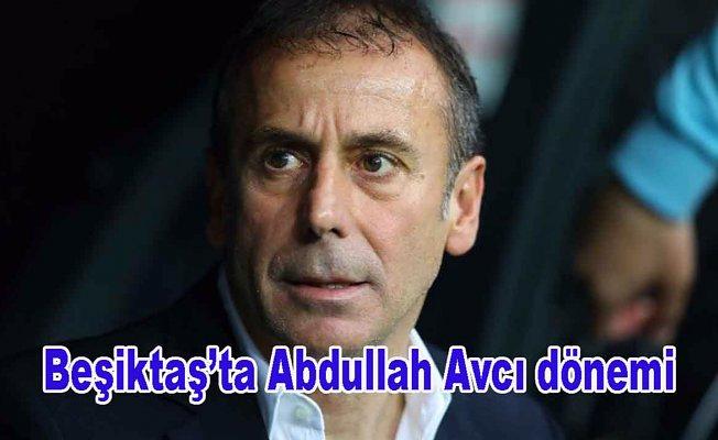 Abdullah Avcı Beşiktaş yolunda