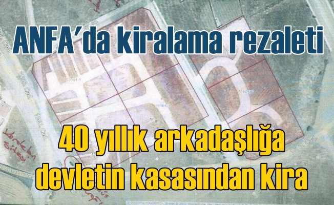 Ankara Büyükşehir Belediyesi, boş tarlaya 3 yıl kira ödemiş