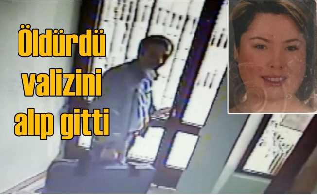Billur Cucur cinayeti, karısını öldürdüğünü kapıcıya söylemiş