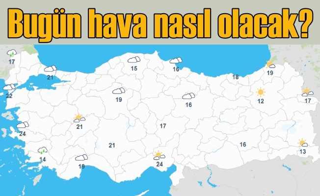 İzmir için polen, Ege ve Marmara bölgeleri toz uyarısı