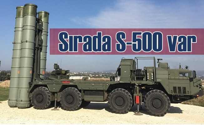 S-500 ortak üretimi mümkün mü? Ankara Moskova hattında neler oluyor?
