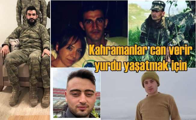 Türkiye şehitlerini uğurluyor | PKK'yı hendeklere gömen kahraman