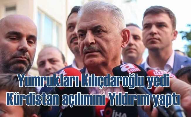 Binali Yıldırım HDP oylarına Kürdistan'la göz kırptı