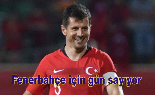 Fenerbahçe için gün sayıyor
