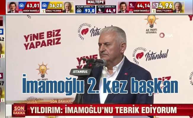 İstanbul'da seçim sonuçları | AK Parti ağır yenilgi aldı