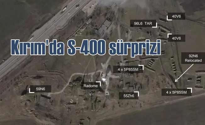 Karadeniz'de S-400 sürprizi, AB ülkeleri panikte