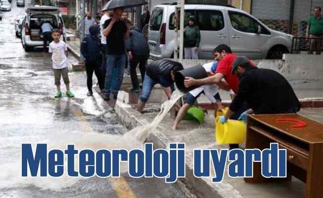 Meteroloroji uyardı, Kuvvetli yağmurlar hafta boyunca sürecek