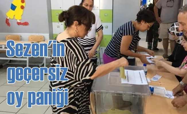 Sezen Aksu 'Geçersiz oy' paniği ile güldürdü