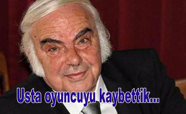Türk tiyatrosunun acı günü... Usta oyuncu vefat etti