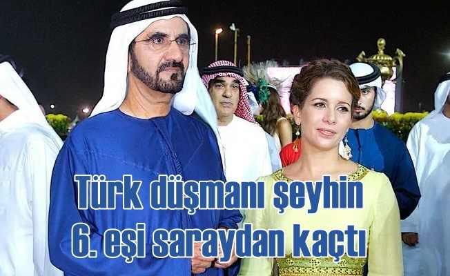 Türk düşmanı şeyhin 6. eşi ülkeden kaçtı