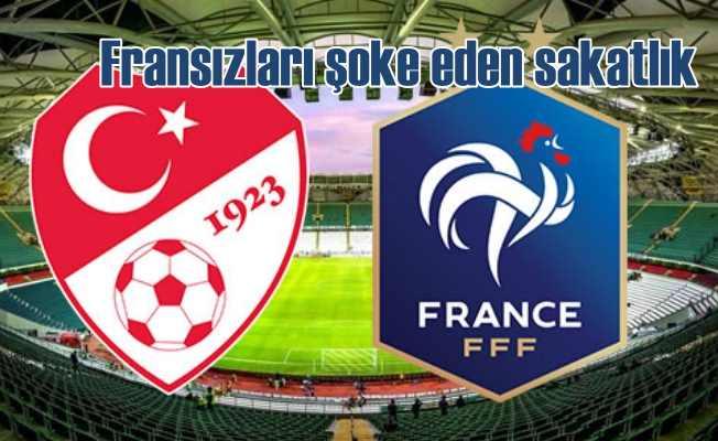 Türkiye Fransa Milli Maçı'nda Kante yok