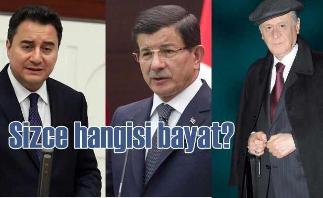 72 yaşındaki Bahçeli, Babacan ve Davutoğlu'na 'Bayatlamış' dedi