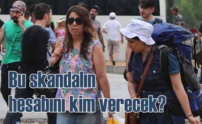 7 bin İranlı turist Antalya'da dolandırıldı, yetkililer çaresiz