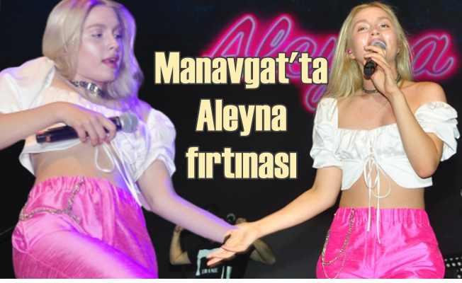 Aleyna Tilki şarkılarının sayısını artırdı