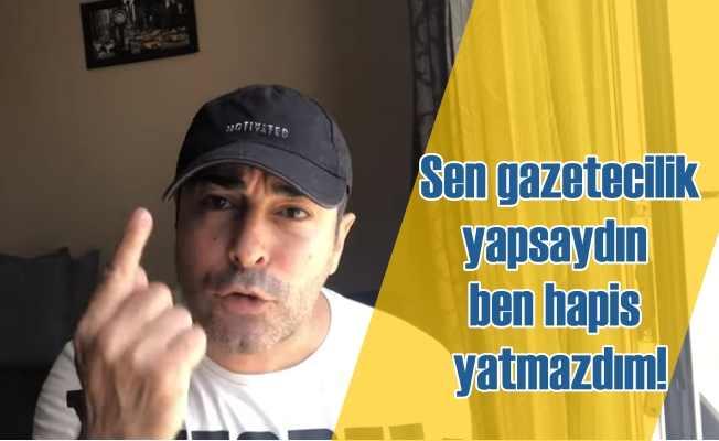 Atilla Taş'ın Cem Özdemir isyanı