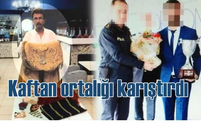 Bursa'yı karıştıran kaftan | Emniyet müdür yardımcısı gözaltına alındı