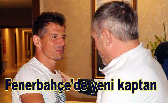 Fenerbahçe'de kaptan Emre Belözoğlu