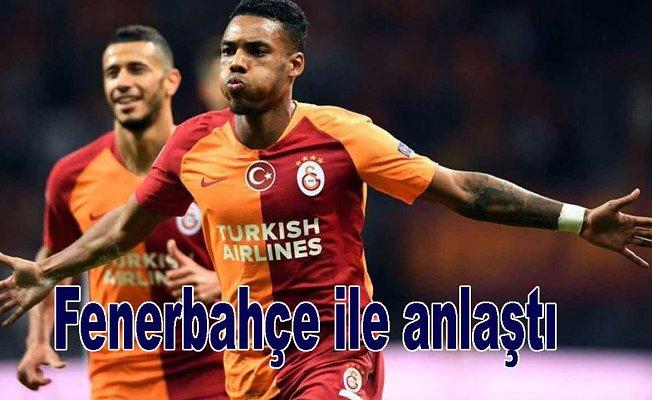 Fenerbahçe Rodrigues'i renklerine bağladı