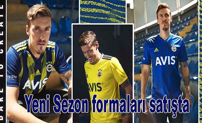 Fenerbahçe yeni sezon formaları satışa çıktı