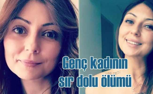 Fizyoterapist Funda Alacaoğlu yatağında ölü bulundu