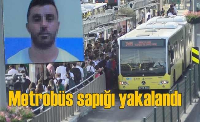 Metrobüs'te sapık var | İğrenç adam kendini böyle savundu