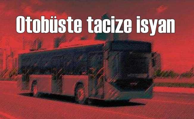Otobüs tacizcisine mahkeme acımadı, 2 yıl ceza