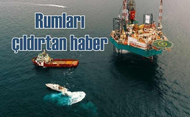 Rumları çıldırtan haber, Türkiye Doğu Akdeniz'de doğalgaz buldu