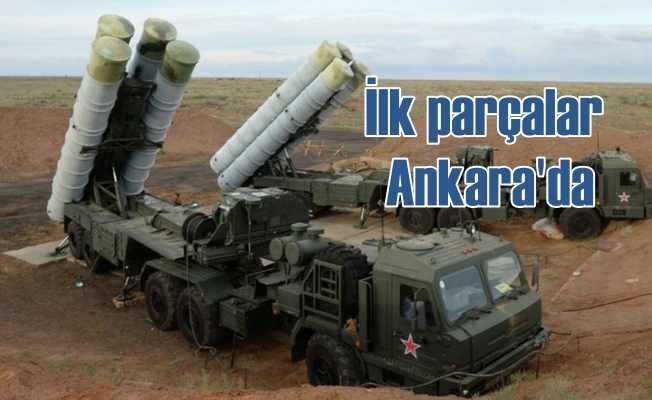 S-400 füzelerine hızlı kurulum | Ankara'dan tarihi meydan okuma