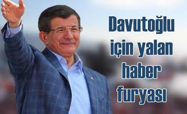 Davutoğlu'nun Konya gezisi: Havuz medyasında yalan haber furyası