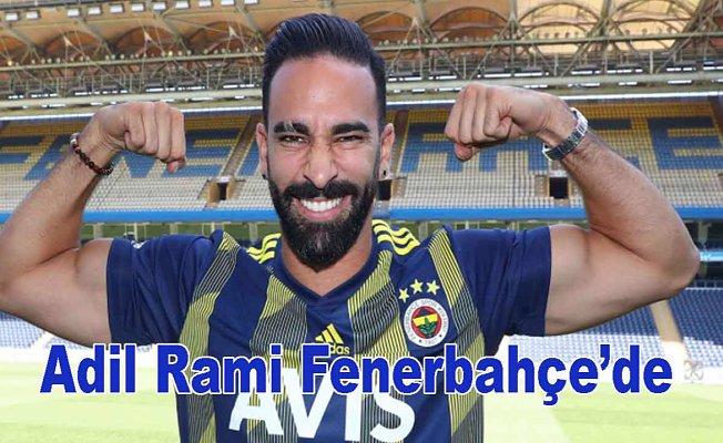 Fenerbahçe Adil Rami ile anlaştı