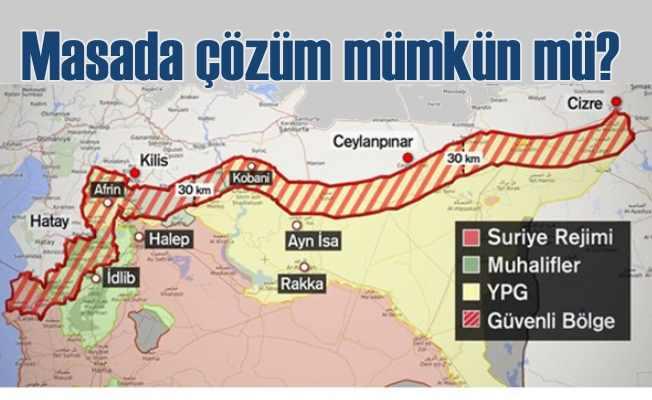 Suriye sınırında son durum | İdlip modeli gündemde