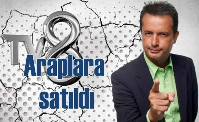 TV 8 de gitti | Medya yabancılara teslim