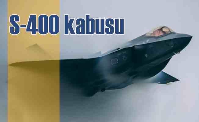 Amerikalı pilotların korkulu rüyası S-400 için özel tatbikat
