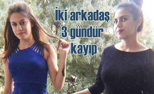 Denizli'de lise öğrencisi iki genç kız kayıp