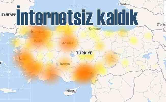 İnternet kesintisi ne zaman sona erecek?