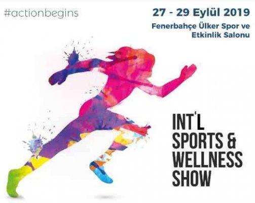 Int'l Sports & Wellness Show İstanbul'da başlıyor