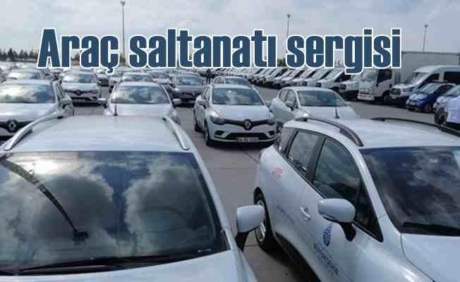 İşte Yenikapı'daki kiralık araçların İstanbul'a maliyeti