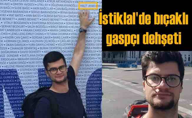 İTÜ'lü mühendis gaspçılar tarafından katledildi.