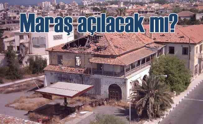 Kıbrıs Türk hükümeti Maraş için bastırıyor