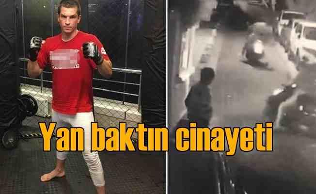 Milli boksçu yan baktın kavgası yüzünden katil oldu