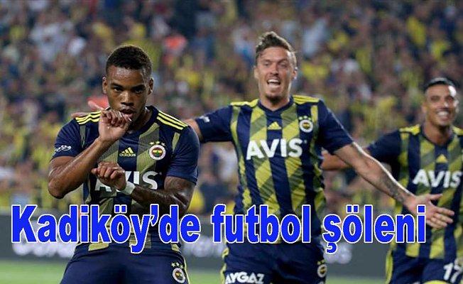 Müthiş maçın galibi yok.Fenerbahçe, Trabzonspor puanları paylaştı